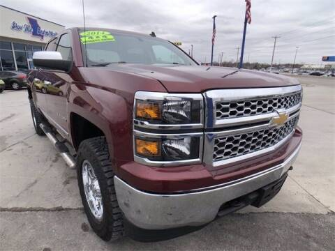 2014 Chevrolet Silverado 1500 for sale at Show Me Auto Mall in Harrisonville MO