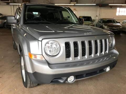 2015 Jeep Patriot for sale at John Warne Motors in Canonsburg PA