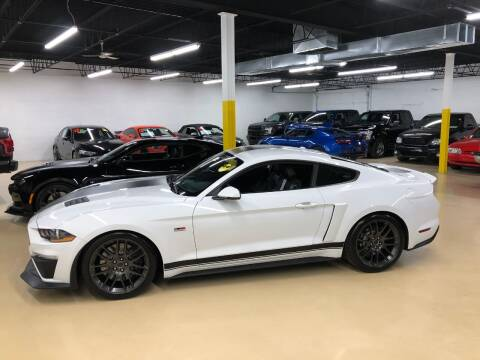 2018 Ford Mustang for sale at Fox Valley Motorworks in Lake In The Hills IL
