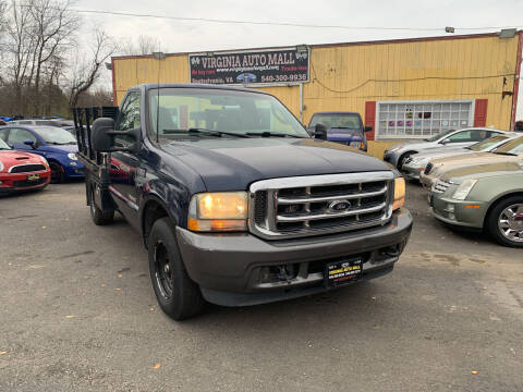 2003 Ford F-250 Super Duty for sale at Virginia Auto Mall in Woodford VA