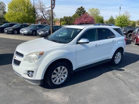 2011 Chevrolet Equinox for sale at Auto Image Auto Sales in Pocatello ID