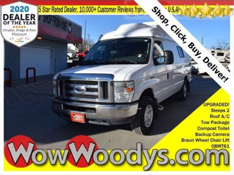 2008 Ford E-Series Cargo for sale at WOODY'S AUTOMOTIVE GROUP in Chillicothe MO