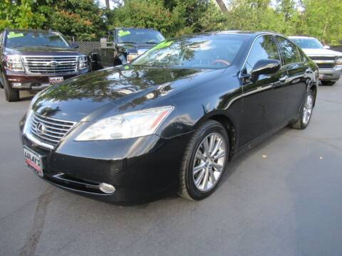 2008 Lexus ES 350 for sale at LULAY'S CAR CONNECTION in Salem OR