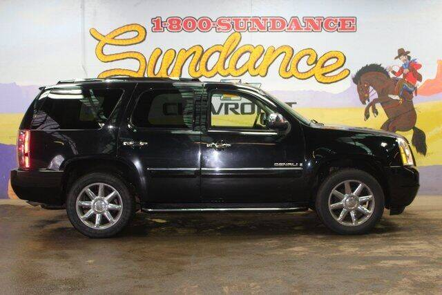 2007 GMC Yukon for sale at Sundance Chevrolet in Grand Ledge MI