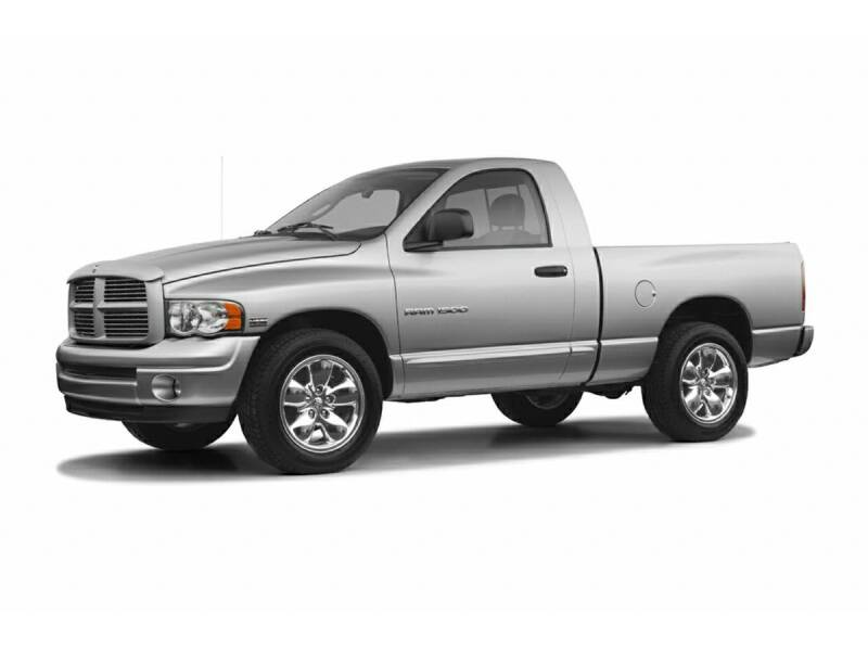 2004 Dodge Ram Pickup 1500 for sale at TTC AUTO OUTLET/TIM'S TRUCK CAPITAL & AUTO SALES INC ANNEX in Epsom NH