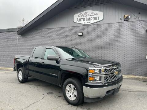 2014 Chevrolet Silverado 1500 for sale at Collection Auto Import in Charlotte NC
