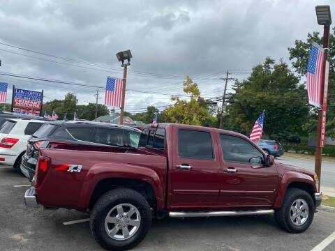 2009 Chevrolet Colorado for sale at Primary Motors Inc in Commack NY