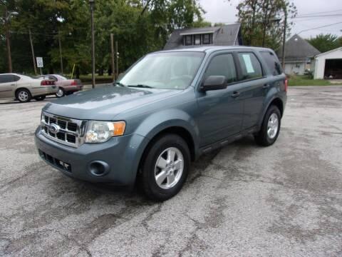 2011 Ford Escape for sale at Car Credit Auto Sales in Terre Haute IN