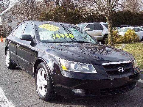 2006 Hyundai Sonata for sale at Motor Pool Operations in Hainesport NJ