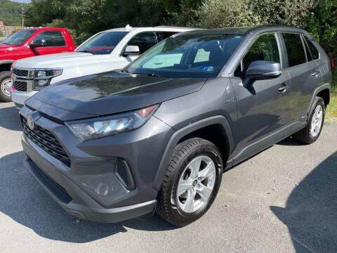 2019 Toyota RAV4 Hybrid for sale at Turner's Inc in Weston WV