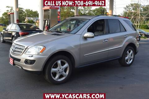 2008 Mercedes-Benz M-Class for sale at Your Choice Autos - Crestwood in Crestwood IL