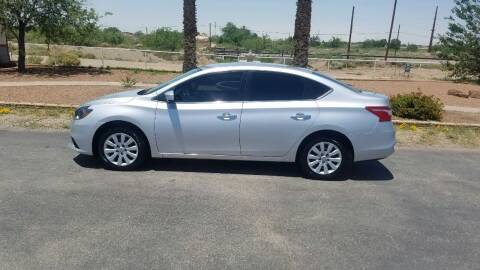 2017 Nissan Sentra for sale at Ryan Richardson Motor Company in Alamogordo NM