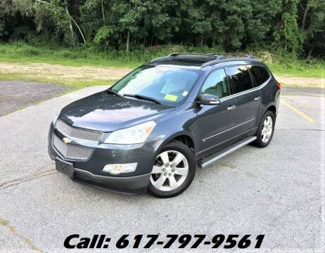 2009 Chevrolet Traverse for sale at Wheeler Dealer Inc. in Acton MA
