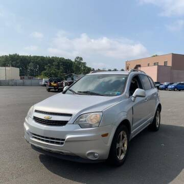 2012 Chevrolet Captiva Sport for sale at MBM Auto Sales and Service in East Sandwich MA