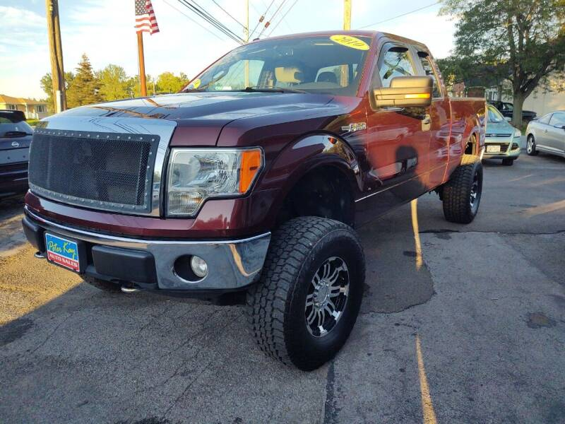 2010 Ford F-150 for sale at Peter Kay Auto Sales in Alden NY