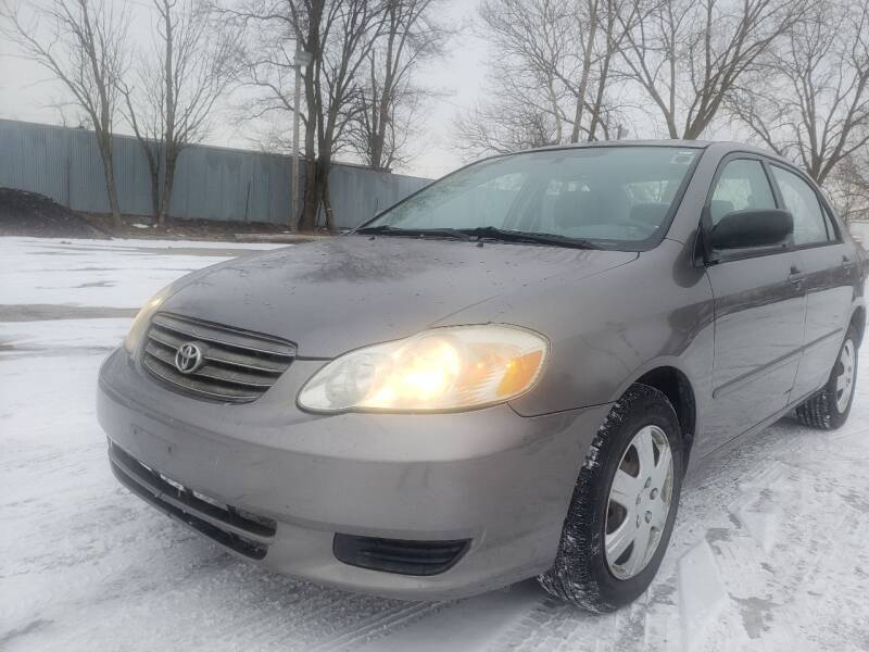 2003 Toyota Corolla for sale at Flex Auto Sales in Cleveland OH