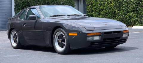 1986 Porsche 944 for sale at ZWECK in Miami FL