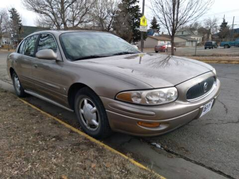 2000 Buick LeSabre for sale at Kevs Auto Sales in Helena MT