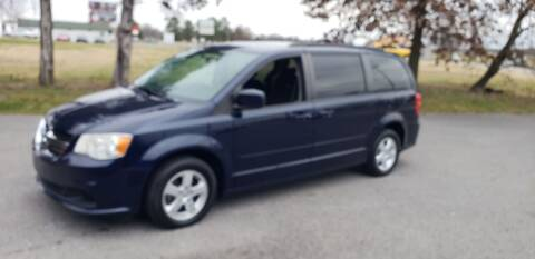 2012 Dodge Grand Caravan for sale at Elite Auto Sales in Herrin IL