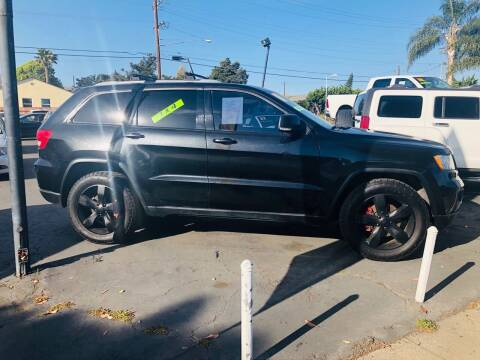 2011 Jeep Grand Cherokee for sale at Auto Max of Ventura in Ventura CA