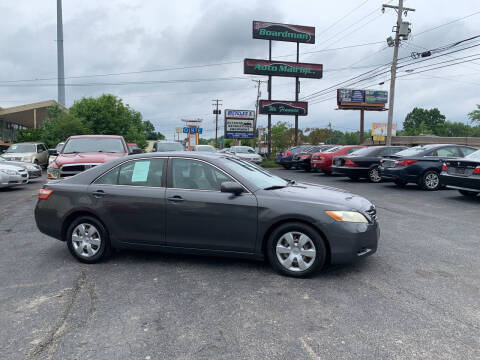 2009 Toyota Camry for sale at Boardman Auto Mall in Boardman OH