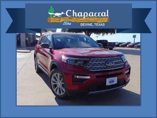 2021 Ford Explorer for sale in Devine, TX