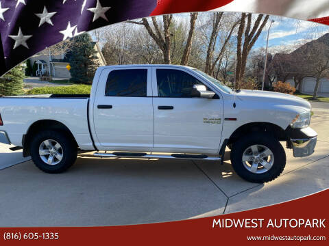 2014 RAM Ram Pickup 1500 for sale at Midwest Autopark in Kansas City MO