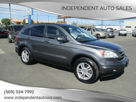 2010 Honda CR-V for sale at Independent Auto Sales #2 in Spokane WA