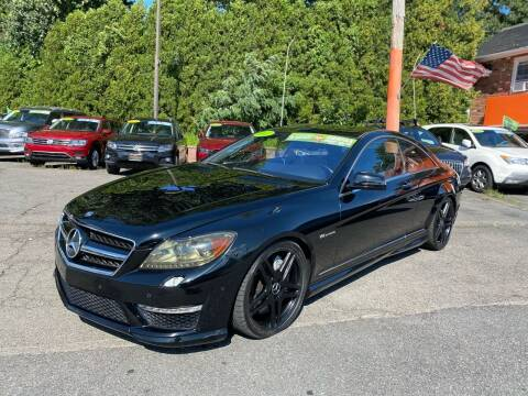 2013 Mercedes-Benz CL-Class for sale at The Car House in Butler NJ