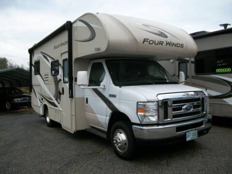 2019 Thor Industries Fourwinds 22E for sale at Olde Bay RV in Rochester NH