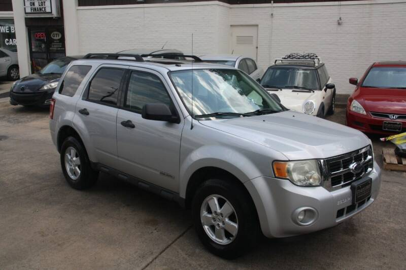2008 Ford Escape for sale at GTI Auto Exchange in Durham NC