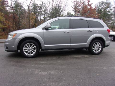 2016 Dodge Journey for sale at Mark's Discount Truck & Auto Sales in Londonderry NH