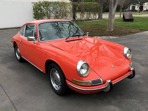 1968 Porsche 912 for sale at Enthusiast Motorcars of Texas in Rowlett TX