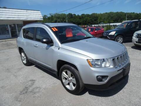 2011 Jeep Compass for sale at VEST AUTO SALES in Kansas City MO