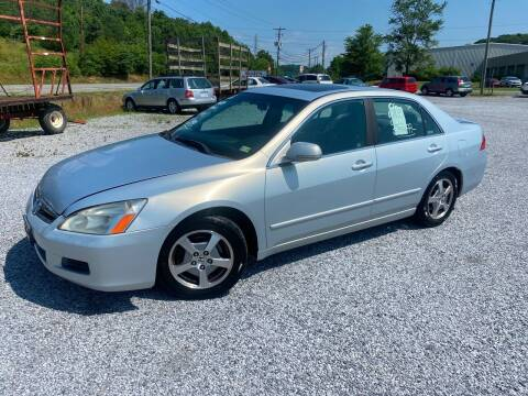 2006 Honda Accord for sale at Bailey's Auto Sales in Cloverdale VA