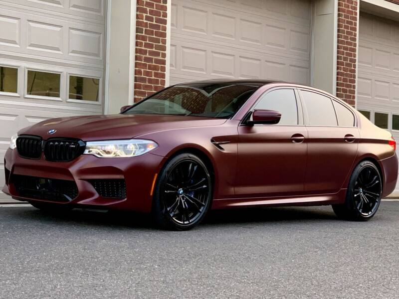2018 BMW M5 for sale in Edgewater Park, NJ
