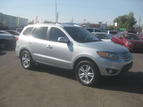 2010 Hyundai Santa Fe for sale at Town and Country Motors - 1702 East Van Buren Street in Phoenix AZ