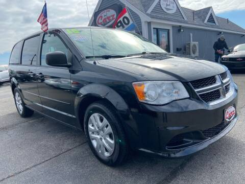 2015 Dodge Grand Caravan for sale at Cape Cod Carz in Hyannis MA