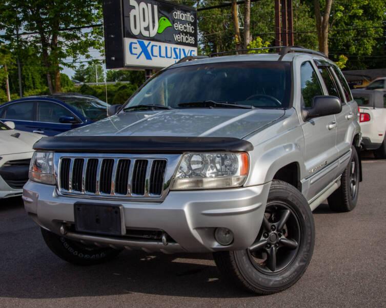2004 Jeep Grand Cherokee for sale at EXCLUSIVE MOTORS in Virginia Beach VA