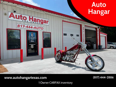 2005 American Ironhorse Legend Chopper for sale at Auto Hangar in Azle TX