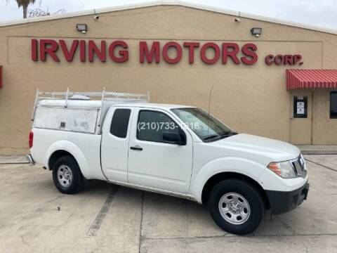 2014 Nissan Frontier for sale at Irving Motors Corp in San Antonio TX