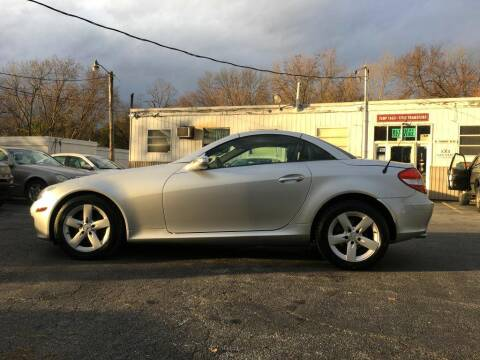 2006 Mercedes-Benz SLK for sale at XXX Kar Mart in York PA