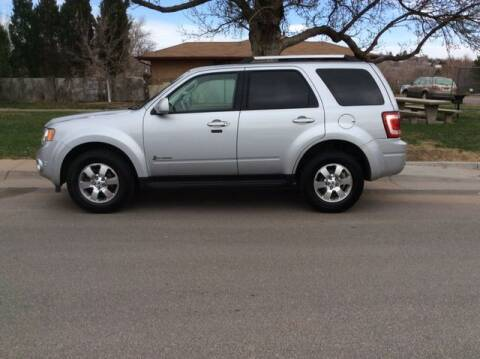 2011 Ford Escape Hybrid for sale at Auto Brokers in Sheridan CO