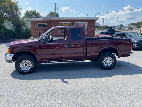 1999 Ford F-250 Super Duty for sale at Lewis Used Cars in Elizabethton TN