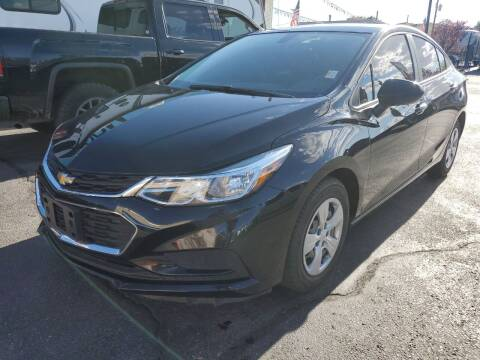 2018 Chevrolet Cruze for sale at DPM Motorcars in Albuquerque NM