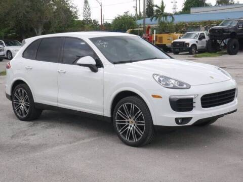 2017 Porsche Cayenne for sale at JumboAutoGroup.com in Hollywood FL