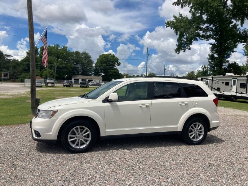 2013 Dodge Journey for sale at Joye & Company INC, in Augusta GA