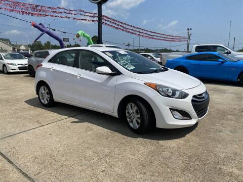 2015 Hyundai Elantra GT for sale at Direct Auto in D'Iberville MS