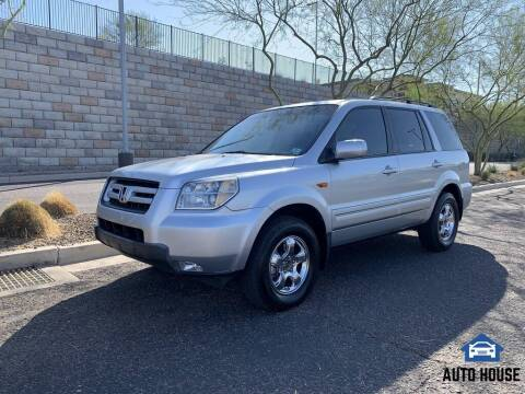 2007 Honda Pilot for sale at AUTO HOUSE TEMPE in Tempe AZ