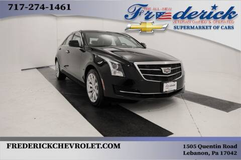 2017 Cadillac ATS for sale at Lancaster Pre-Owned in Lancaster PA